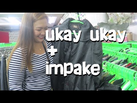 UKAY UKAY AT IMPAKE - AnneclutzVLOGS