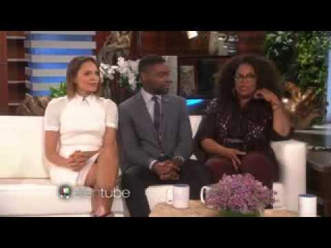David Oyelowo's Oprah Impression