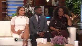 David Oyelowos Oprah Impression