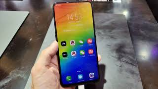 Vivo NEX frameless smartphone review and first look, device genius