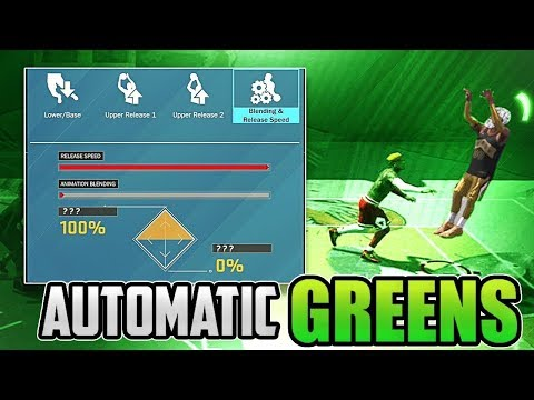 GREENS ONLY! NEVER MISS AGAIN! BEST JUMPSHOT IN NBA 2K18 RIGHT NOW!