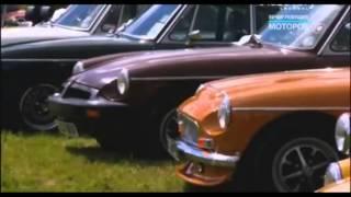 Новая жизнь ретро автомобилей: MG MGB