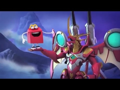 8 Mcdonalds Happy Meal New Toys 2017 Commercials Bakugan