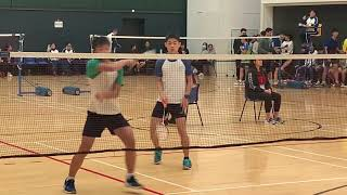 Publication Date: 2019-03-31 | Video Title: Boys B Badminton 27.01.2019 MK