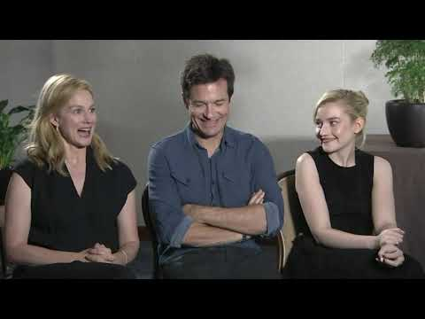 Laura Linney's 'unbelievable' first day on a film set