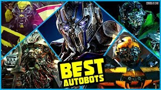 Top Best Autobots In Transformers Live Action Movies - Comodin Cam