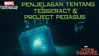 Penjelasan Tentang Tesseract & Project Pegasus | Timeline & Theory