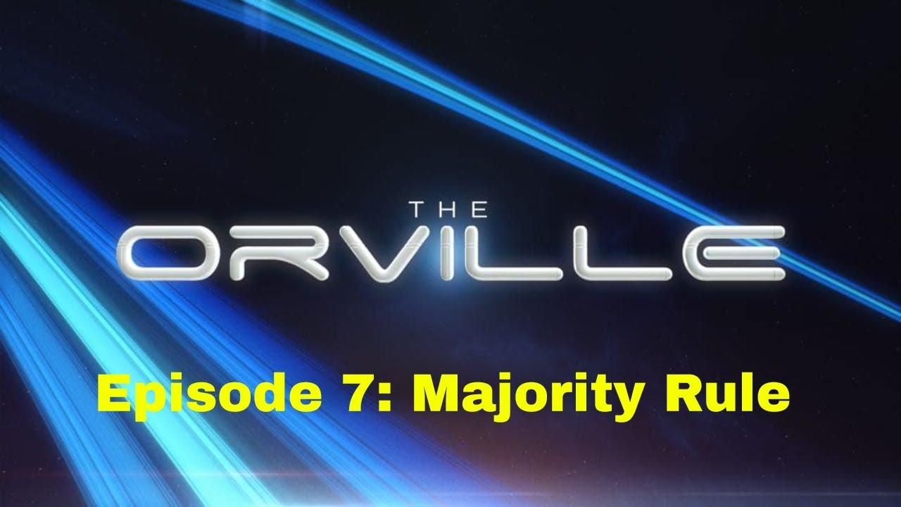 Download The Orville - Episode 7: Majority Rule