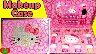 Hello Kitty Cosmetics Makeup Case
