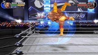 WWE All Stars | Dolphin Emulator 4.0.2 [1080p HD] | Nintendo Wii