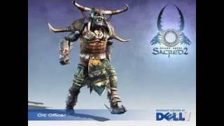 Sacred 2: Fallen Angel Xbox 360 Trailer - Orc Officer