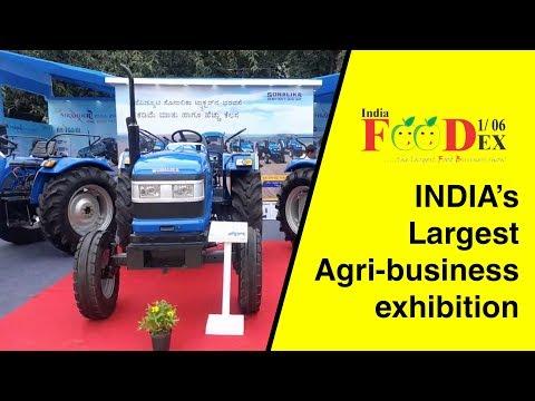 India FoodEX 2017, Dairy Tech India, Grain Tech India, Meat Tech India at BICE, Bangaluru