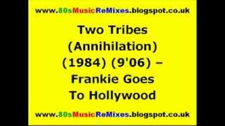 Two Tribes (Annihilation) - Frankie Goes To Hollywood | 80s Club Mixes | 80s Club Music | 80s Pop