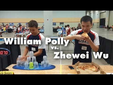 William Polly vs. Zhewei Wu