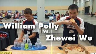 william polly vs zhewei wu