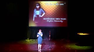 Nguyễn Ngọc Thiên Trang: Set fire to the rain