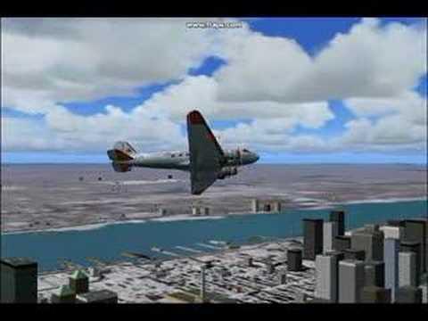 World Travel Airlines Flight Simulator