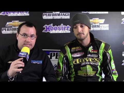 Devin Dixon Second Place CPSLMS 411 Motor Speedway 3 18 17