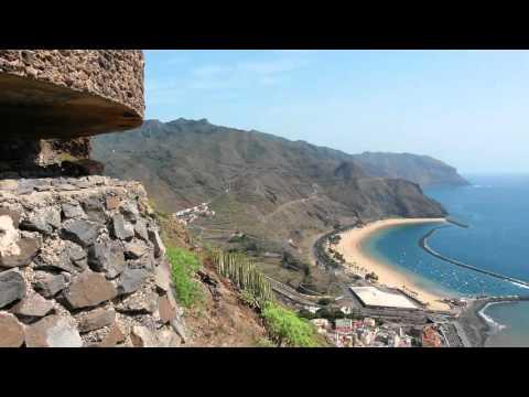 Bunker de San Andrés en Santa Cruz de Tenerife