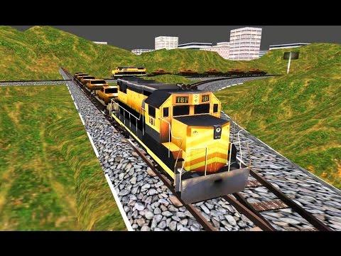 train driving 3d game kereta api android game youtube rh youtube com