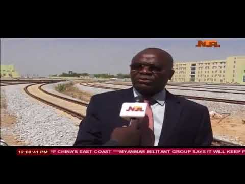 Abuja Light rail nearing completion!