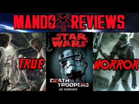Mandalorian Reviews: Star Wars Death Troopers Novel