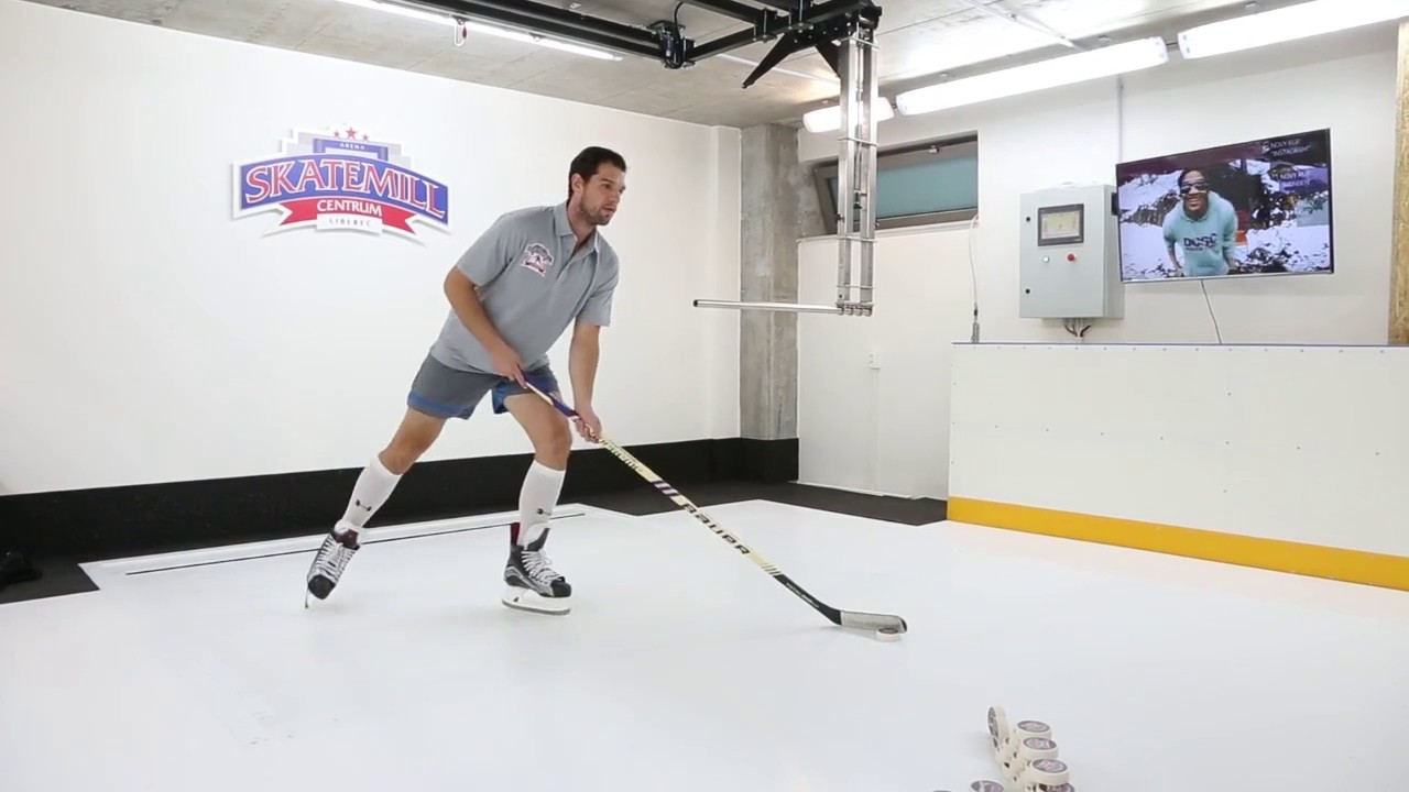 glice synthetic ice is exclusive supplier of skatemill center