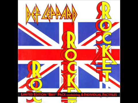 Def Leppard  Rocket 4:38 edit