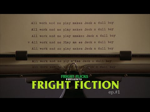"Fright Fiction | Horror Writer's Podcast | Ep. 1 - ""Thicker Than Water"""
