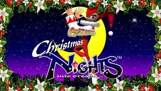 Christmas NiGHTS - SEGA SATURN - A+Start