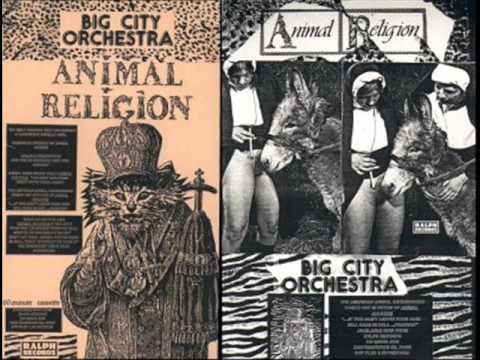 BIG CITY ORCHESTRA - Church Of The Sub-Species.wmv