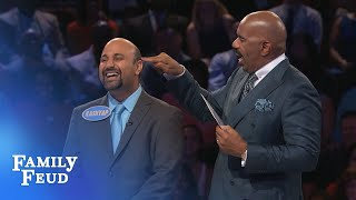 SHIVA is simply NUMBER ONE!!! | Family Feud