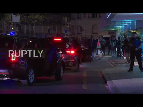 Switzerland: Lavrov and Kerry arrive in Geneva ahead of Syria talks