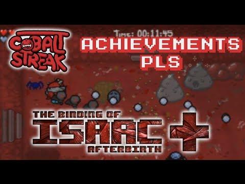 Afterbirth+ Unlocks #143 - Achievements PLS - Cobalt Streak