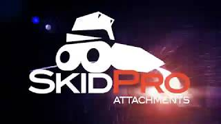 Skid Pro Skid Steer Skeleton Grapple