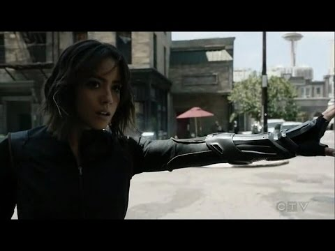 Daisy Johnson/Quake - Agents of S.H.I.E.L.D - All Scenes Using Her Powers On Season 3