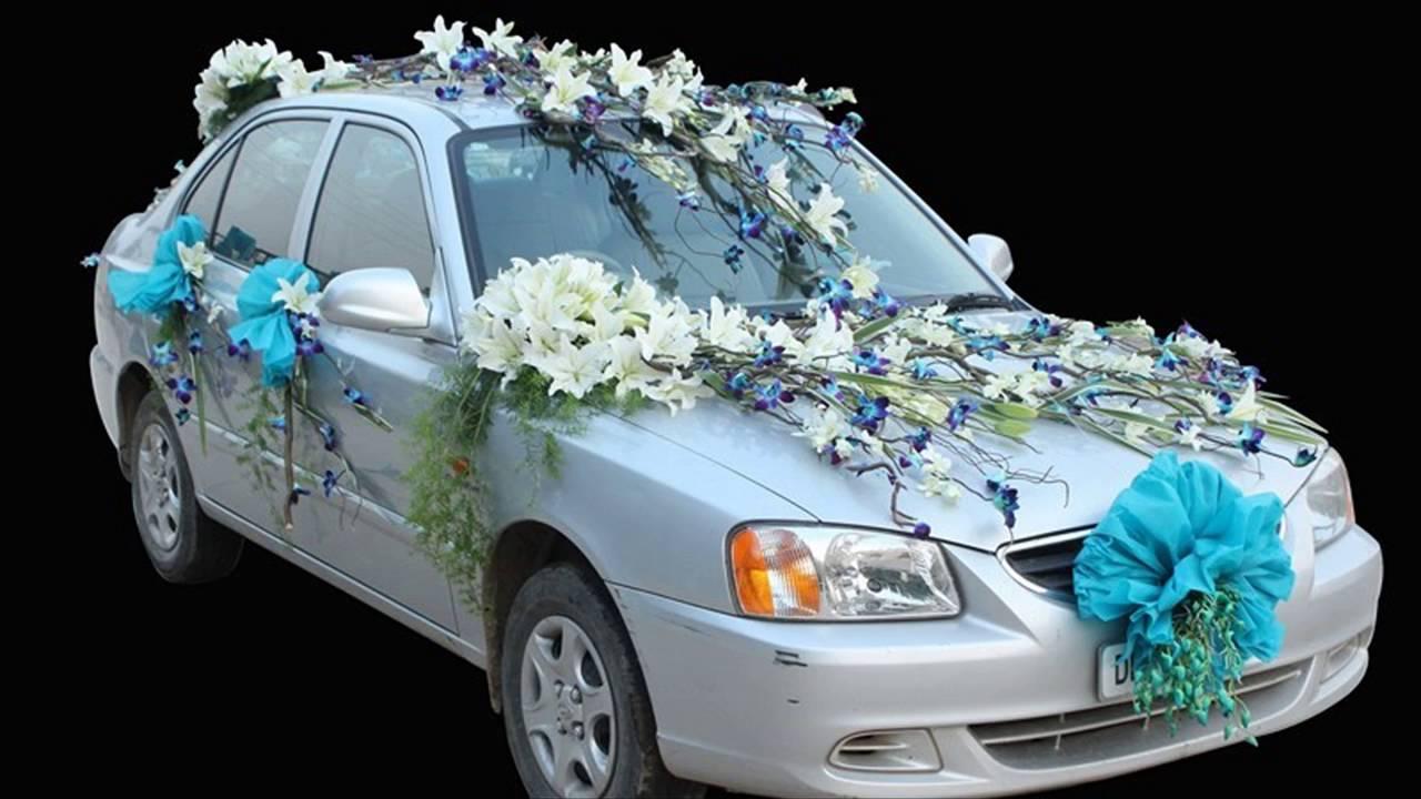 Funny Wedding Car Decoration Ideas