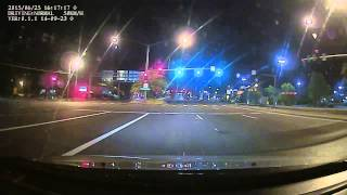 Testing out The DP 210WH Dash Cam on Sunnyside Rd - Clackamas OR