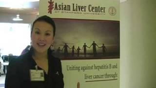 Cisco's Glenn Osaka and Stanford Asian Liver Center's Stephanie Chao on HBV screening