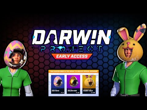 Darwin Project: Where To Find Easter Eggs