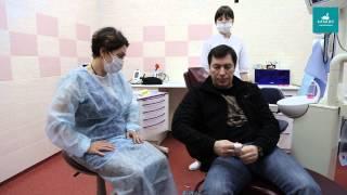 """Стоматологи  """"Альбиса"""" спасают зубы пациента"""