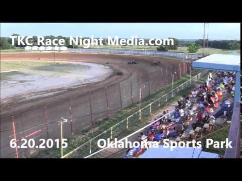 Oklahoma Sports Park Highlight 6.20.2015