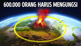 Apa yang Terjadi Jika Gunung Berapi Besar Meletus Hari Ini