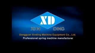 SPRING MACHINE - CHINA XD SPRING MACHINERY