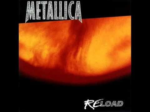 Metallica - Fixxxer (From ReLoad album)