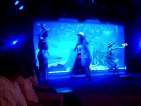 Aura...fashion show Performance