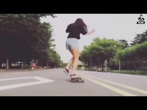 Best Music Mix 2017 ► Longboard Dancing Girl   Yin NCS