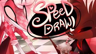 SPEED DRAW- Diner- Vivziepop