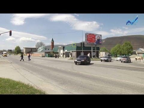Перекресток раздора в Усть-Джегуте