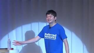 すべての人にロボットを Preferred Networks 西川徹(CEATEC Japan 2018 基調講演 Keynote Future)